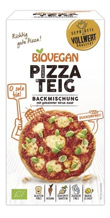 Backmischung Pizzateig