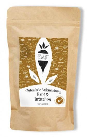 Glutenfreie Backmischung für Brot & Brötchen