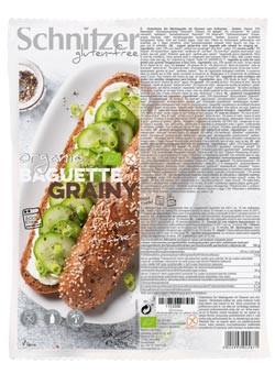 Bio Baguette Grainy