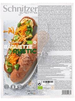 Bio Baguette Rustic