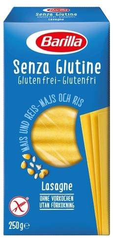 Lasagne glutenfrei