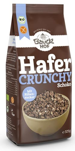 Hafer Crunchy Schoko Müsli