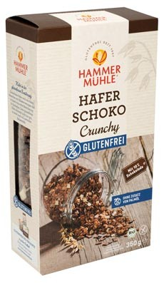 Bio Hafer Schoko Crunchy