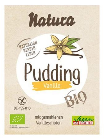 Pudding Bourbon-Vanille 3 Stück