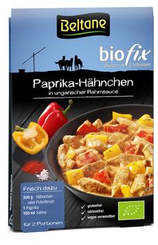 Biofix Paprika-Hähnchen
