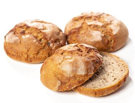 Meisterstücke, 5 glutenfreie Brötchen, frisch gebacken