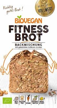 Brotbackmischung Fitness