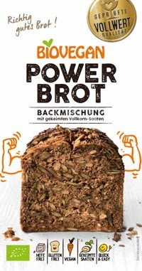 Brotbackmischung Power