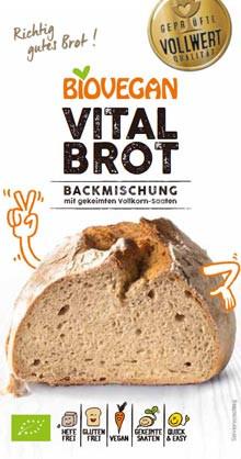 Brotbackmischung Vital