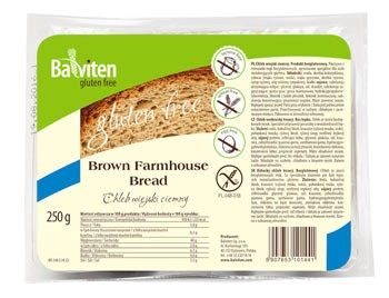 Brown Farmhouse Bread