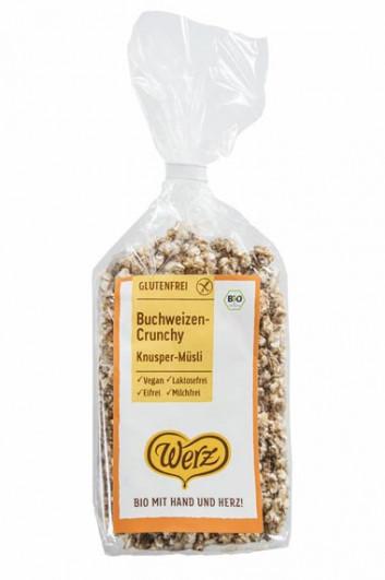 Buchweizen Crunchy Knusper-Müsli