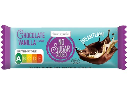 No Sugar Added Chocolate Vanilla Riegel