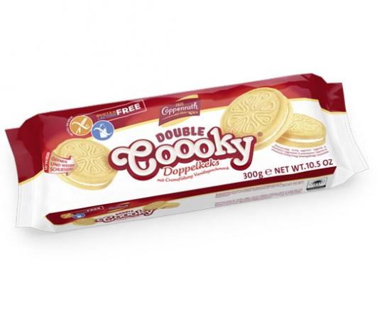 Coooky Vanille Doppelkeks