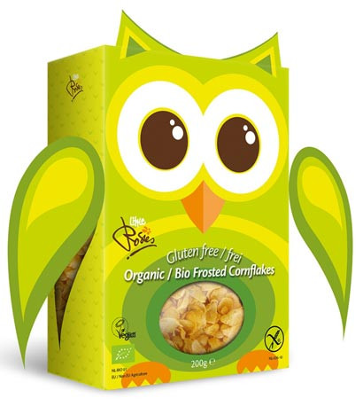 Bio Cornflakes Frosted