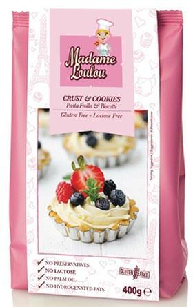 Backmischung für Crust, Cookies & Plätzchen