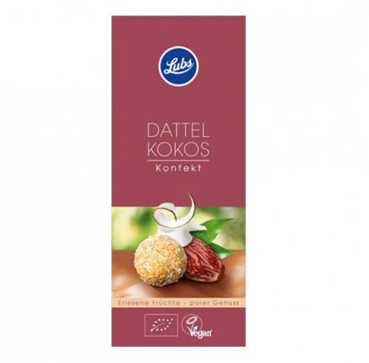 Dattel Kokos Konfekt