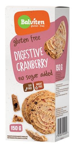 Digestive Cranberry no sugar added