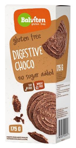 Digestive Choco no sugar added