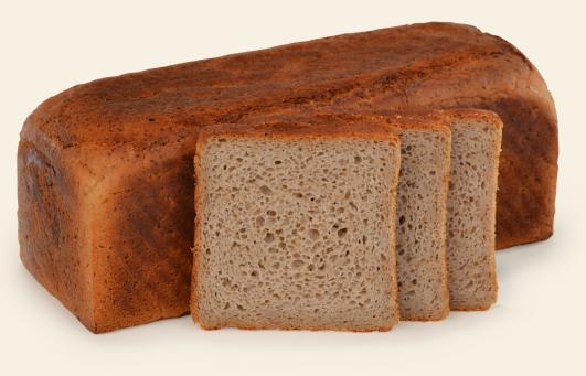 Buchweizenbrot 1000g, frisch gebacken