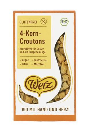 4-Korn Croutons