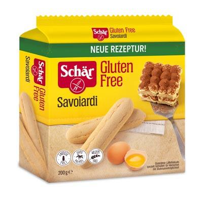 Savoiardi Löffelbiskuits neue Rezeptur!