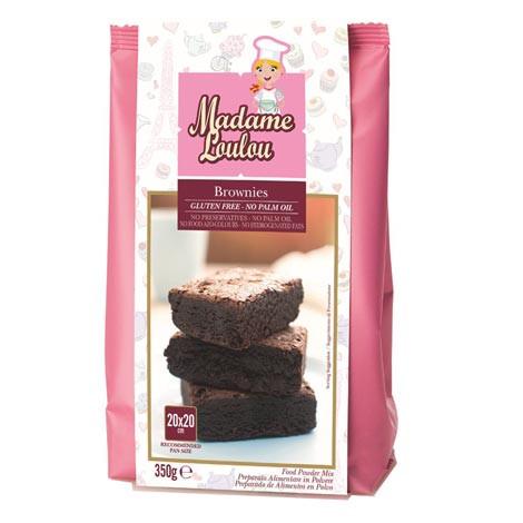 Backmischung für Brownies