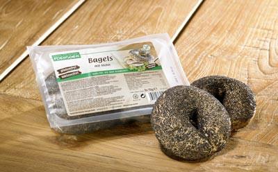 Glutenfreie Bagels mit Mohn