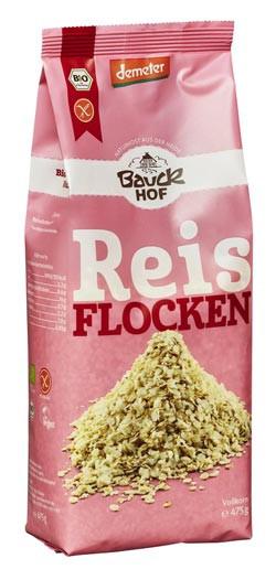 Reisflocken Vollkorn