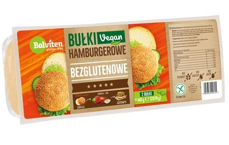 Hamburger Brötchen vegan