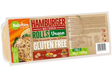 Hamburger Brötchen Multigrain