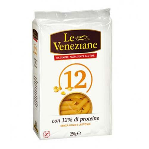 Le Veneziane 12 Penne Rigate mit 12% Protein