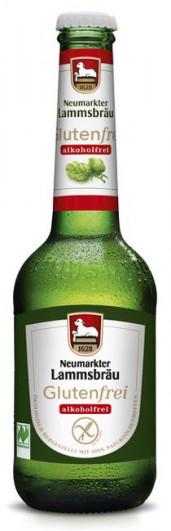 Lammsbräu Glutenfrei Alkoholfrei 12 x 0,33 l (MEHRWEG)