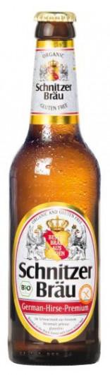 Schnitzer Bräu Bier 12 x 0,33 l (MEHRWEG)