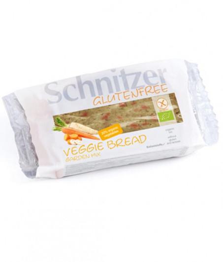 Bio Veggie Bread Garden Mix
