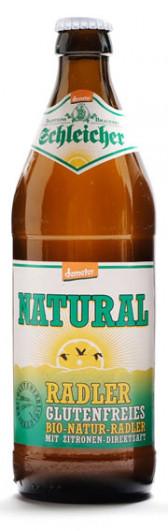 Natural Radler glutenfreies Bio-Natur-Radler 12 x 0,5 l (MEHRWEG)