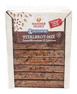 Vitalbrot-Mix