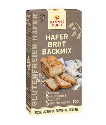 Hafer Brot Backmix