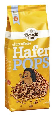 Glutenfreie Haferpops mit Honig