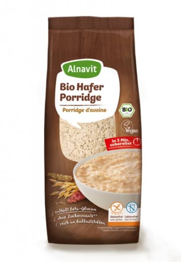 Bio Hafer Porridge