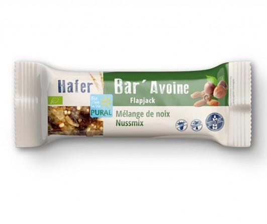 Hafer Bar Riegel Nussmix