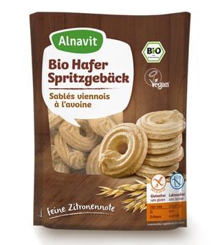 Bio Hafer Spritzgebäck