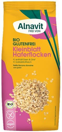 Bio Kleinblatt Haferflocken