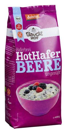 Haferbrei HotHafer Beere