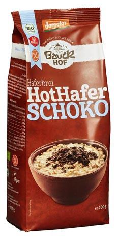 Haferbrei Hot Hafer Schoko