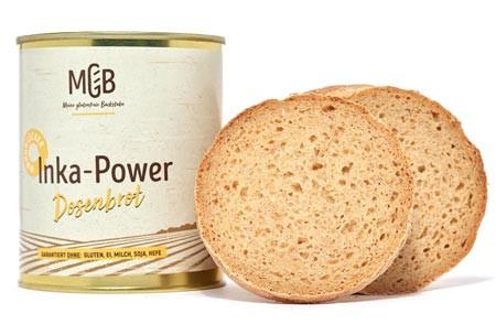 Inka-Power-Brot Dosenbrot