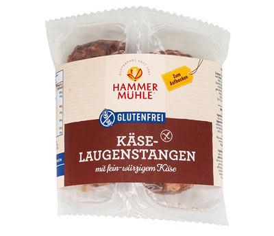Käse-Laugenstangen