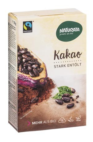 Kakao, stark entölt