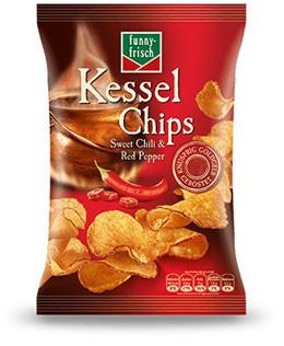 Kessel Chips Sweet Chili & Red Pepper