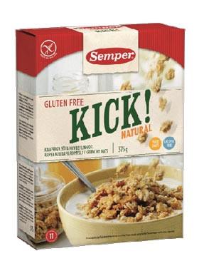 Kick! Natural Knusperflocken