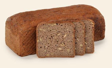 Kürbiskernbrot 1000g, frisch gebacken